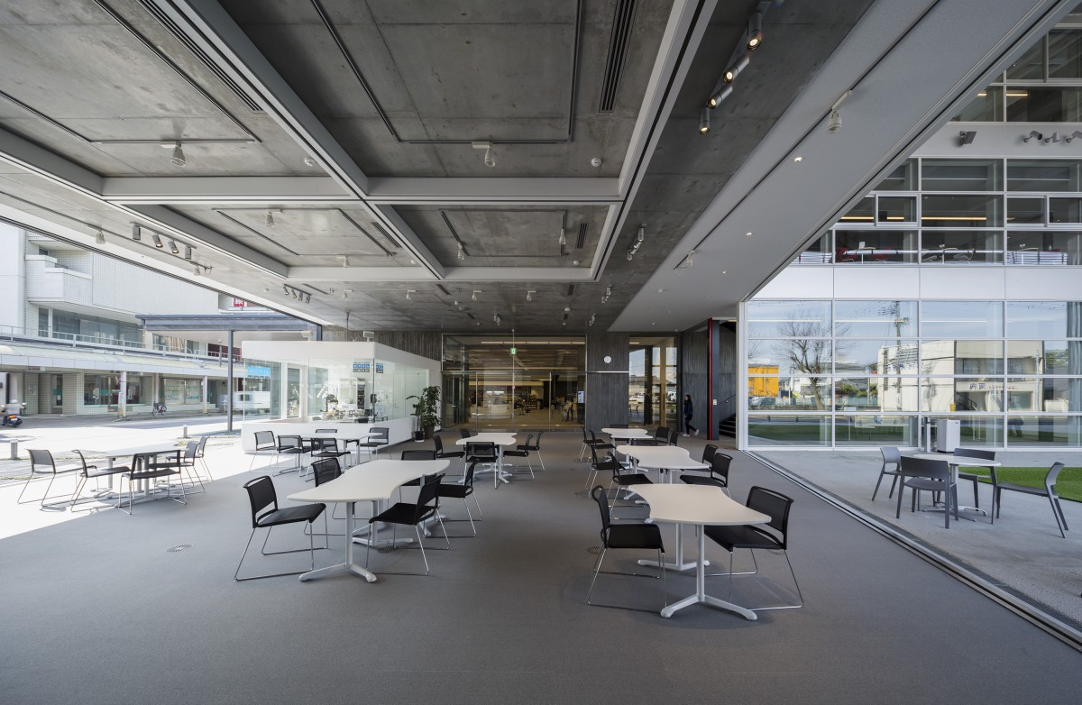 aatmakoto yokomizo architectsinc � ��������