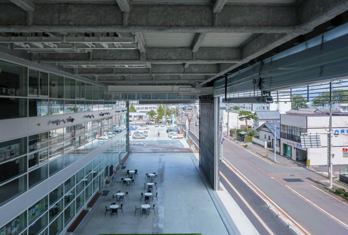 新発田 市役所